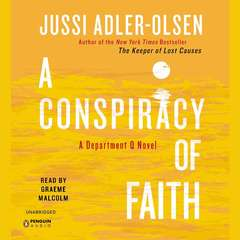 A Conspiracy of Faith Audiobook, by Jussi Adler-Olsen