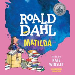 Matilda Audiobook, by Roald Dahl