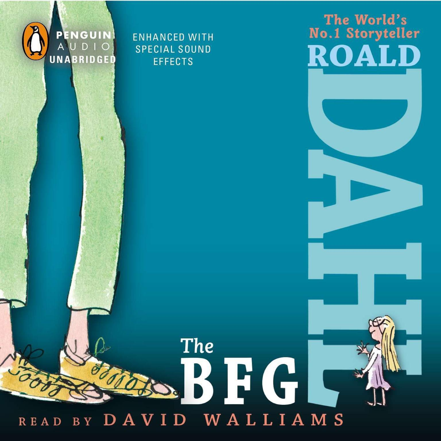 The BFG Audiobook, by Roald Dahl