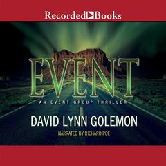Event Audiobook, by David L. Golemon