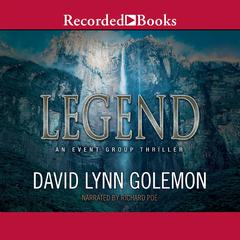 Legend Audiobook, by David L. Golemon