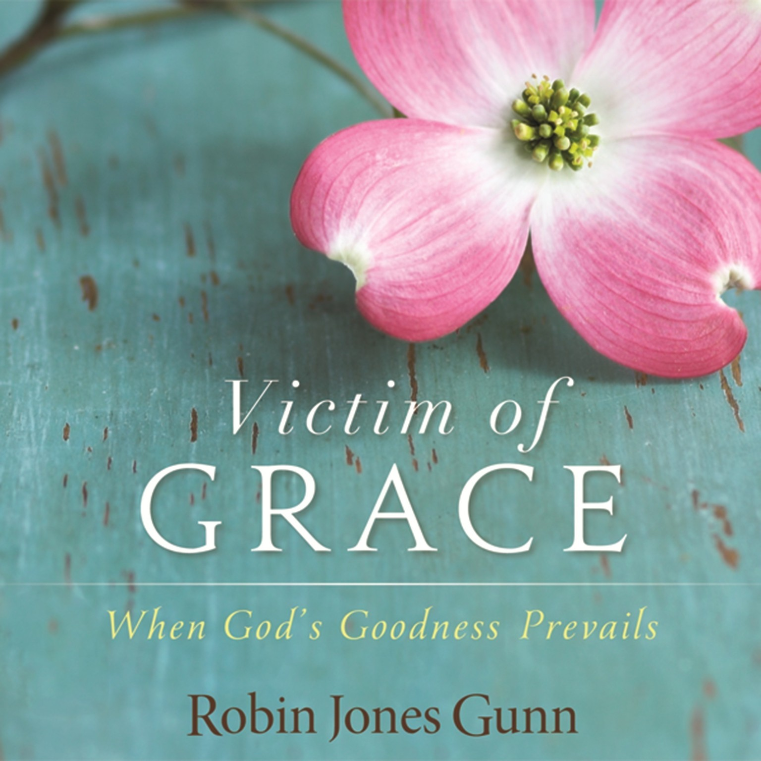 Printable Victim of Grace: When God's Goodness Prevails Audiobook Cover Art