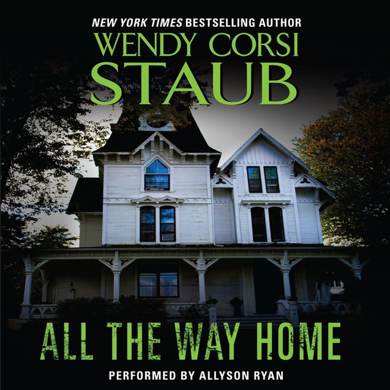 Printable All the Way Home Audiobook Cover Art