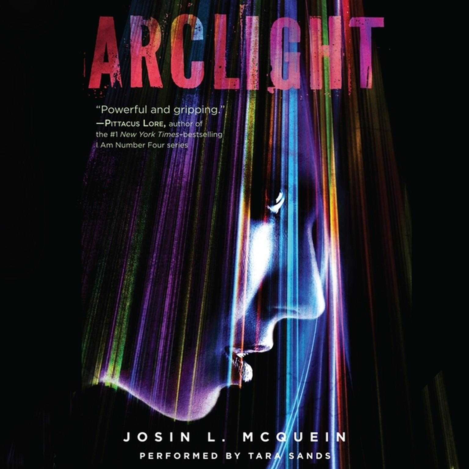 Printable Arclight Audiobook Cover Art