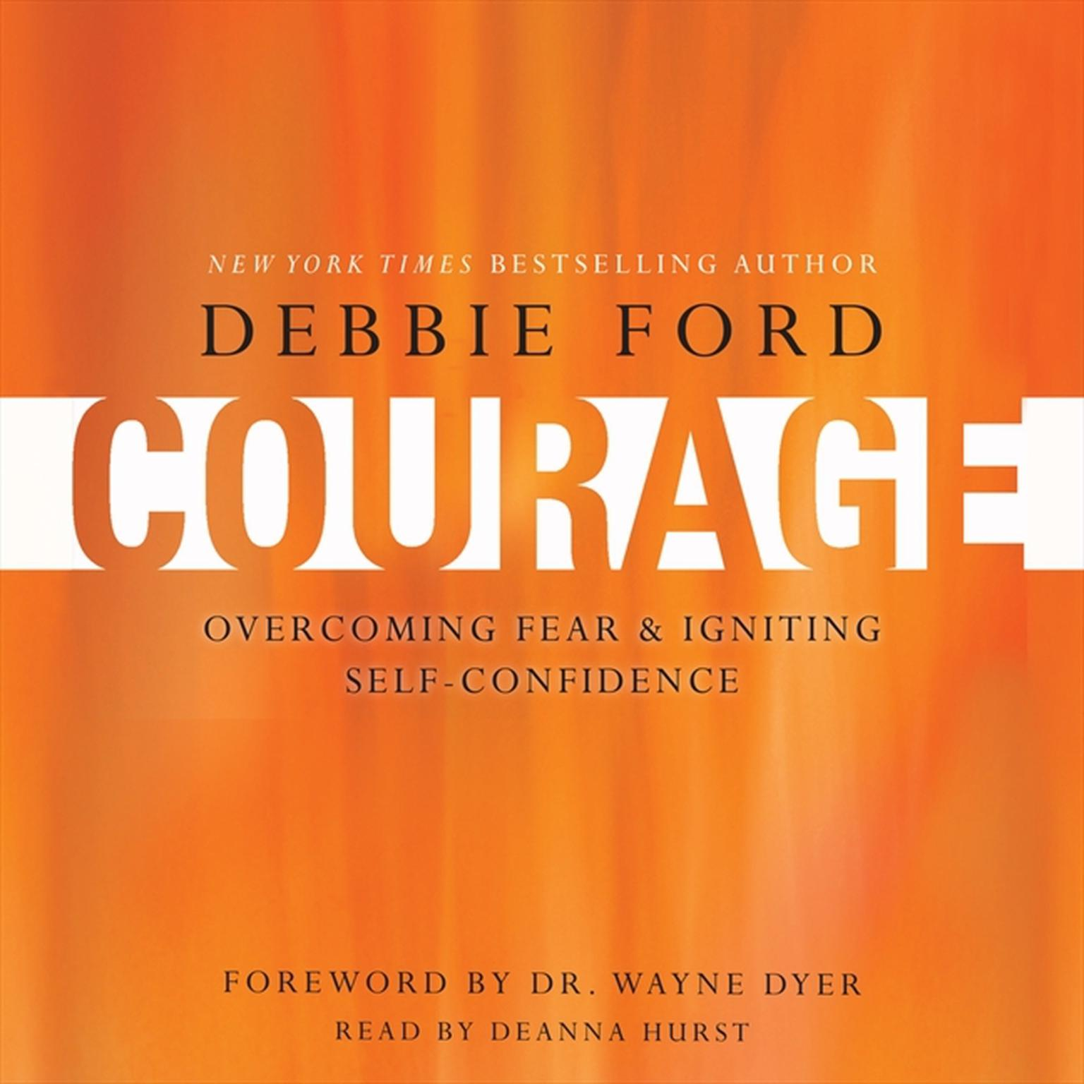 Printable Courage: Overcoming Fear and Igniting Self-Confidence Audiobook Cover Art
