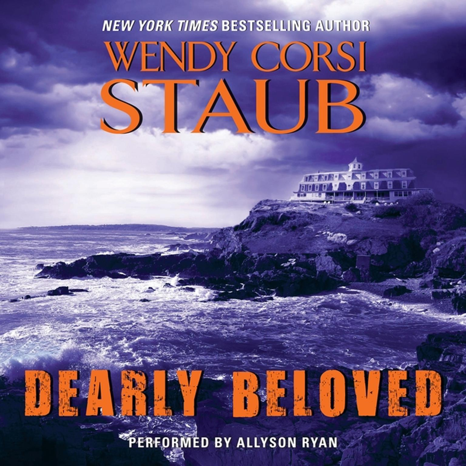 Printable Dearly Beloved Audiobook Cover Art