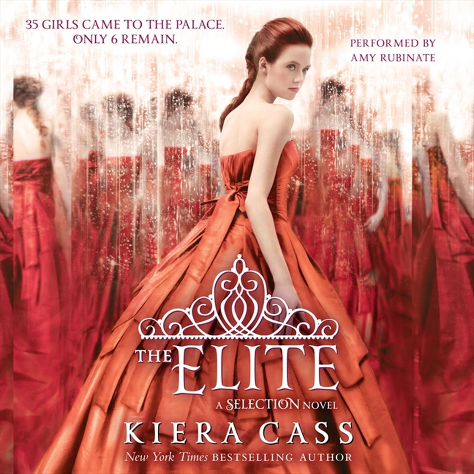 Printable The Elite Audiobook Cover Art