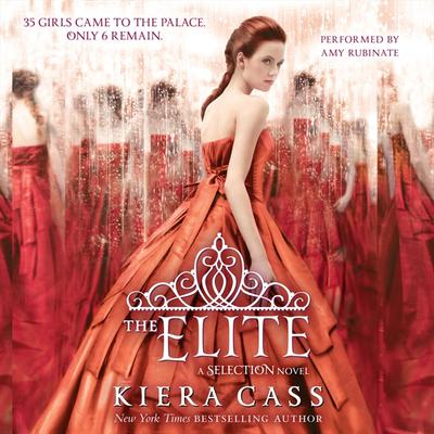 The Elite Audiobook, by Kiera Cass