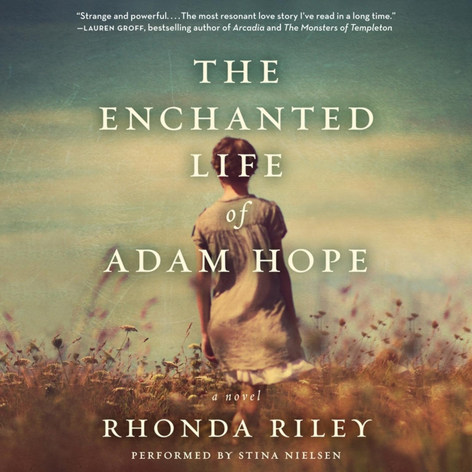 Printable The Enchanted Life of Adam Hope Audiobook Cover Art