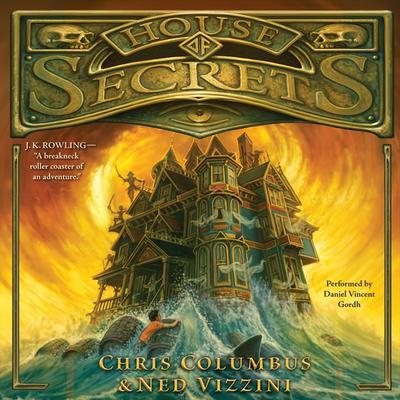 House of Secrets Audiobook, by Chris Columbus