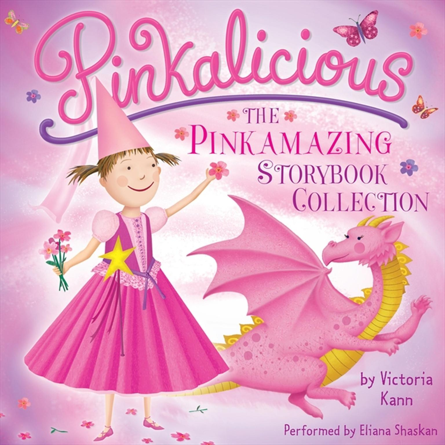 Printable Pinkalicious: The Pinkamazing Storybook Collection: The Pinkamazing Storybook Collection Audiobook Cover Art