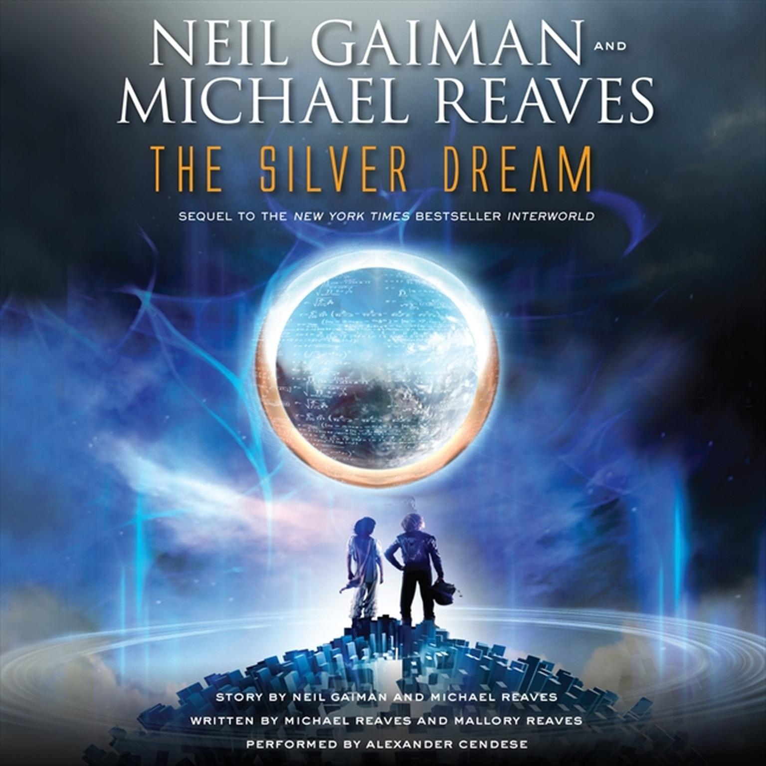 Printable The Silver Dream: An InterWorld Novel Audiobook Cover Art