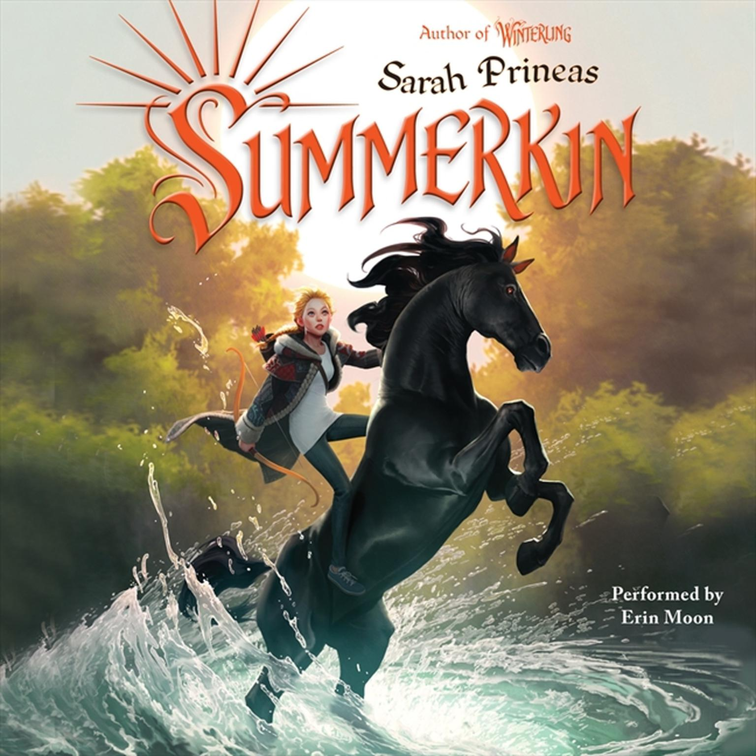 Printable Summerkin Audiobook Cover Art