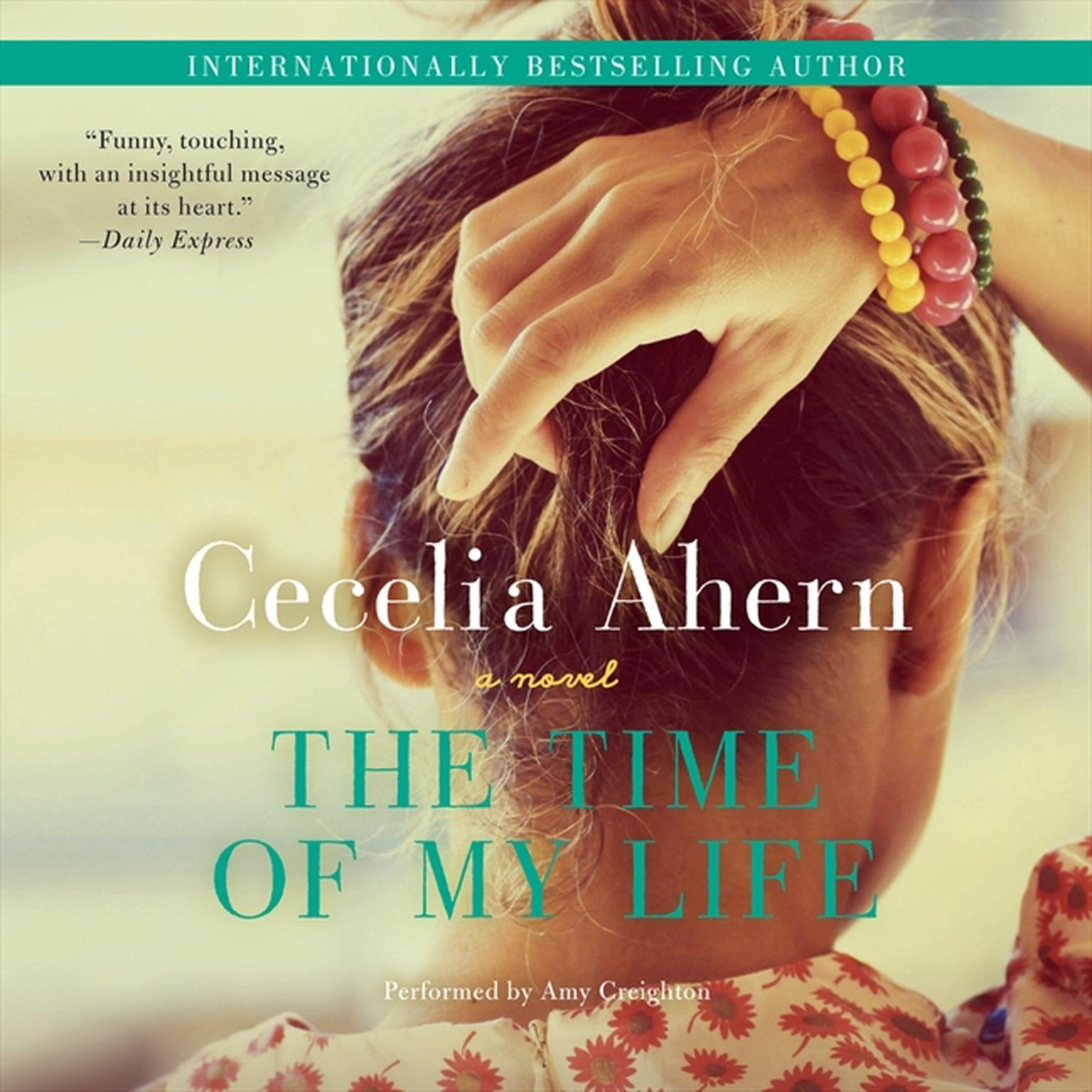Printable The Time of My Life: A Novel Audiobook Cover Art