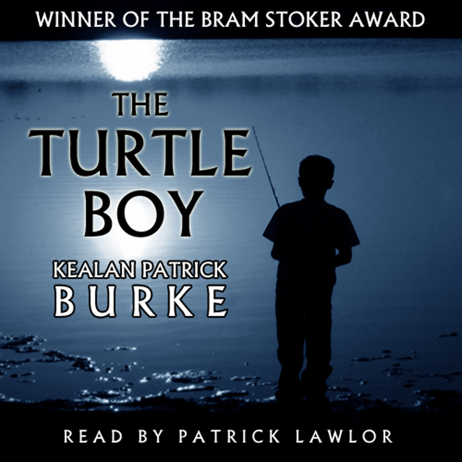 Printable Turtle Boy Audiobook Cover Art