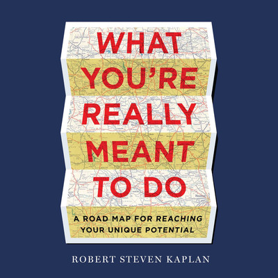 What You're Really Meant To Do: A Road Map for Reaching Your Unique Potential Audiobook, by Robert Steven Kaplan