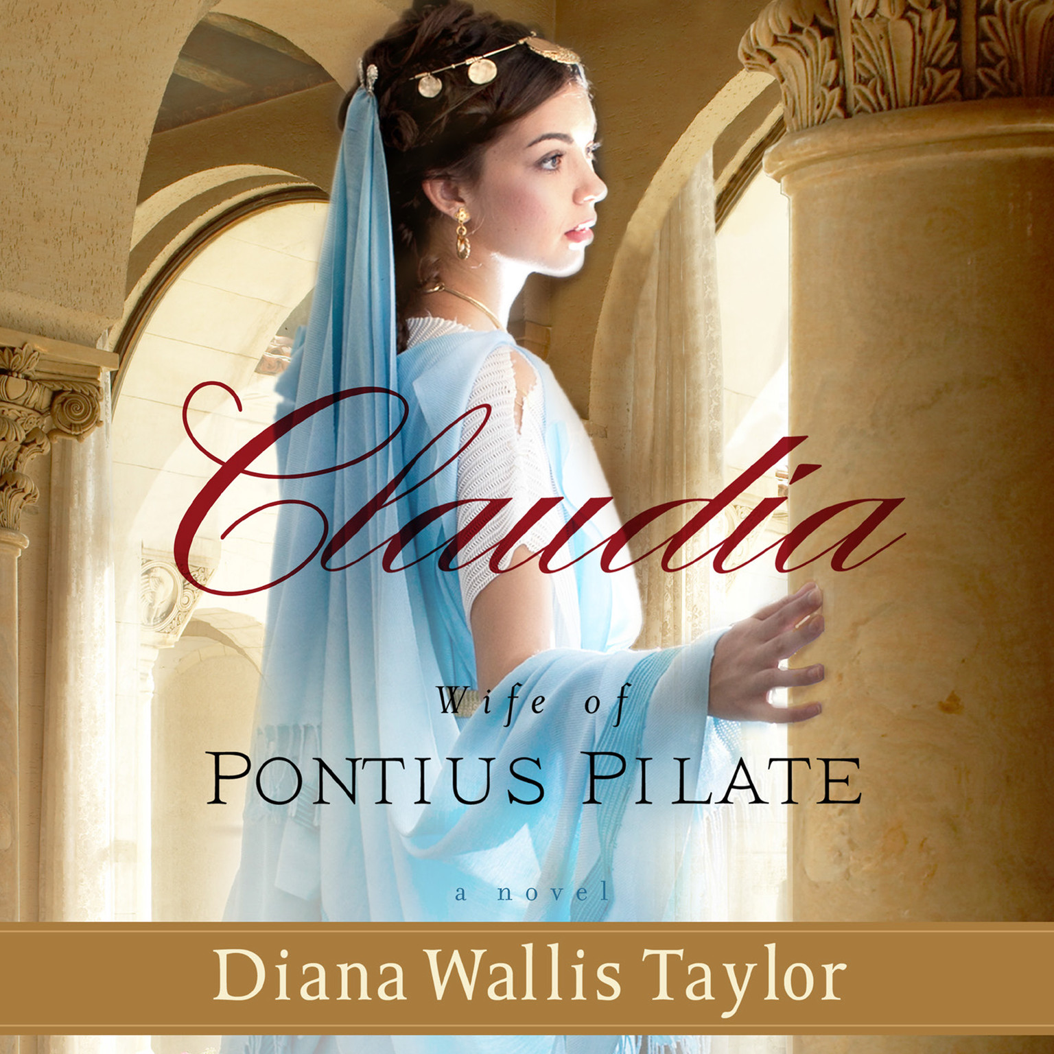Printable Claudia, Wife of Pontius Pilate: A Novel Audiobook Cover Art