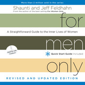 For Men Only: A Straightforward Guide to the Inner Lives of Women Audiobook, by Shaunti Feldhahn