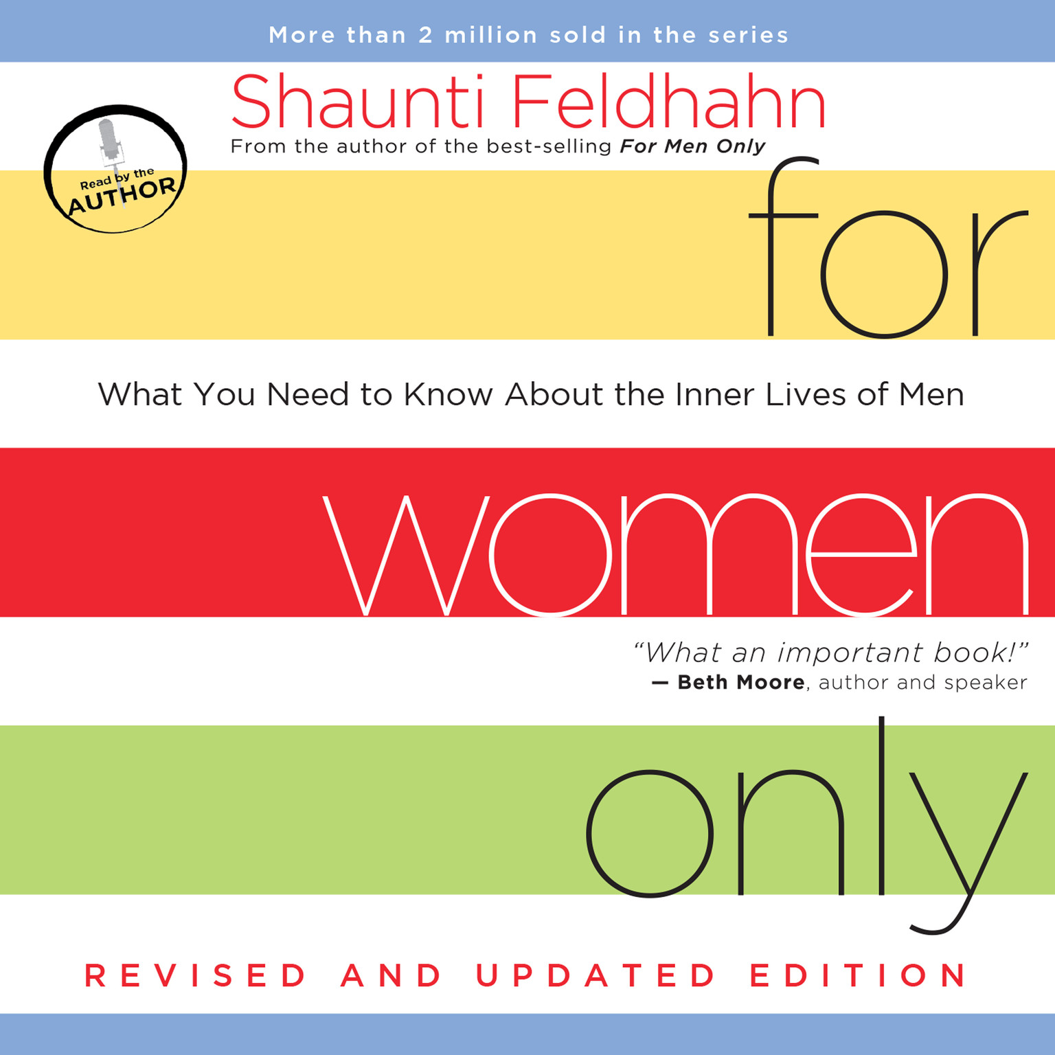Printable For Women Only: What You Need to Know About the Inner Lives of Men Audiobook Cover Art