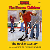 The Hockey Mystery, by Gertrude Chandler Warner