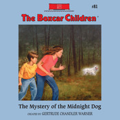 The Mystery of the Midnight Dog Audiobook, by Gertrude Chandler Warner