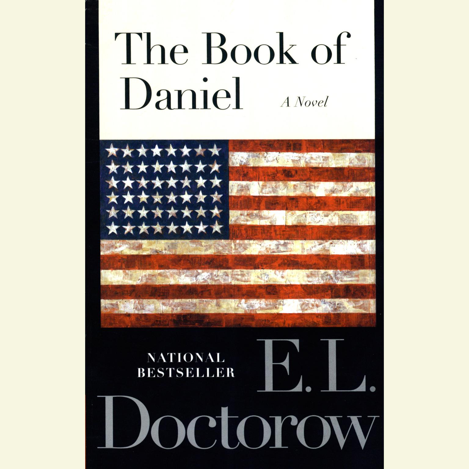 Printable The Book of Daniel: A Novel Audiobook Cover Art