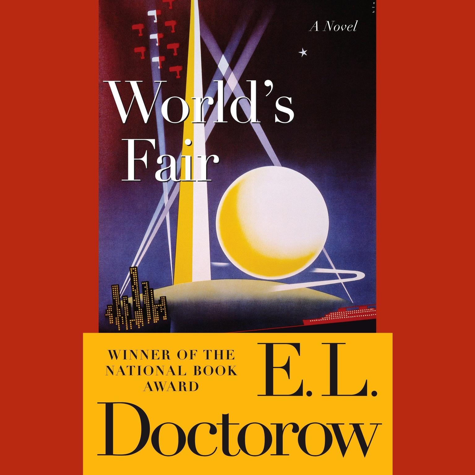 Printable World's Fair: A Novel Audiobook Cover Art