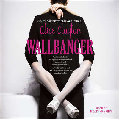 Printable Wallbanger Audiobook Cover Art