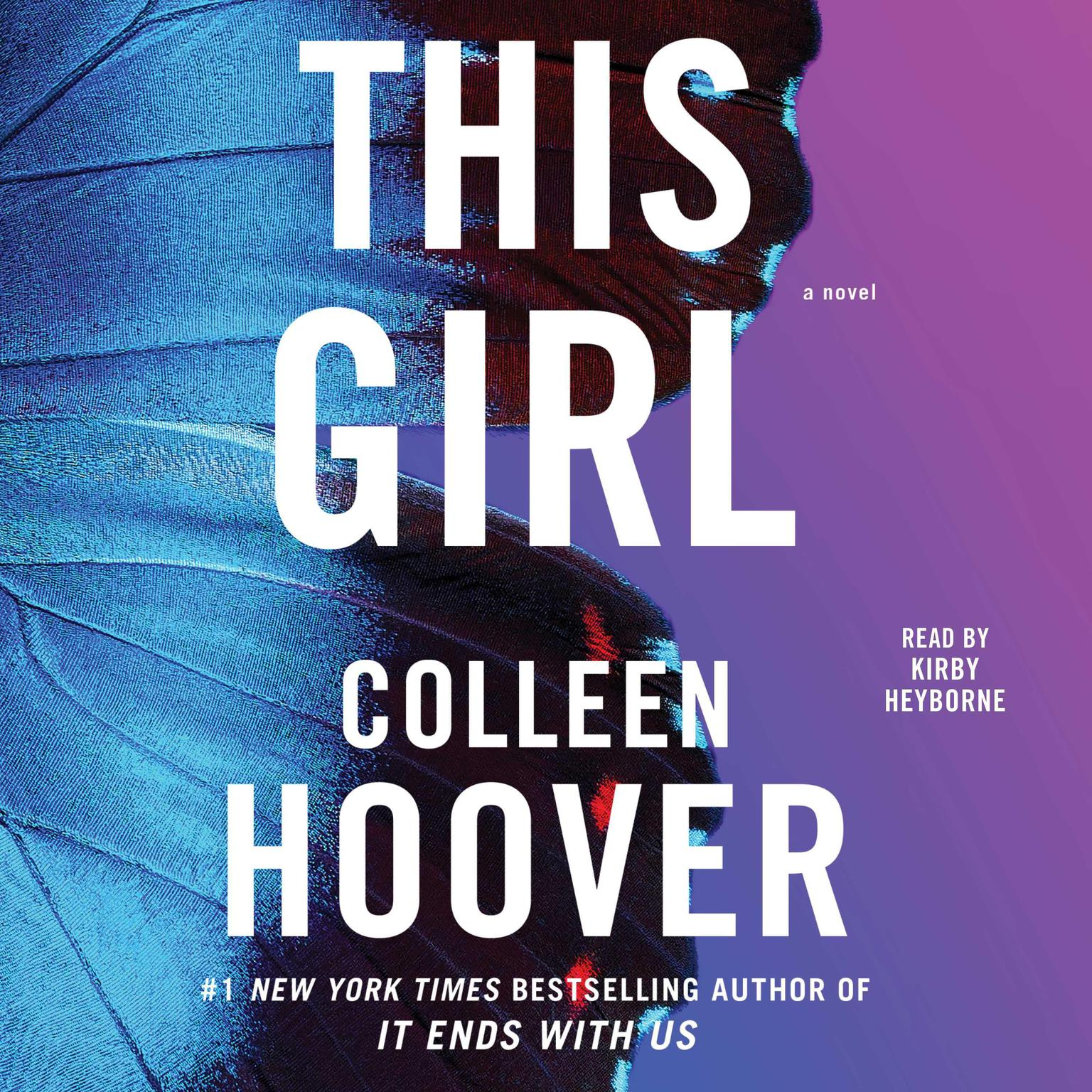 Printable This Girl: A Novel Audiobook Cover Art