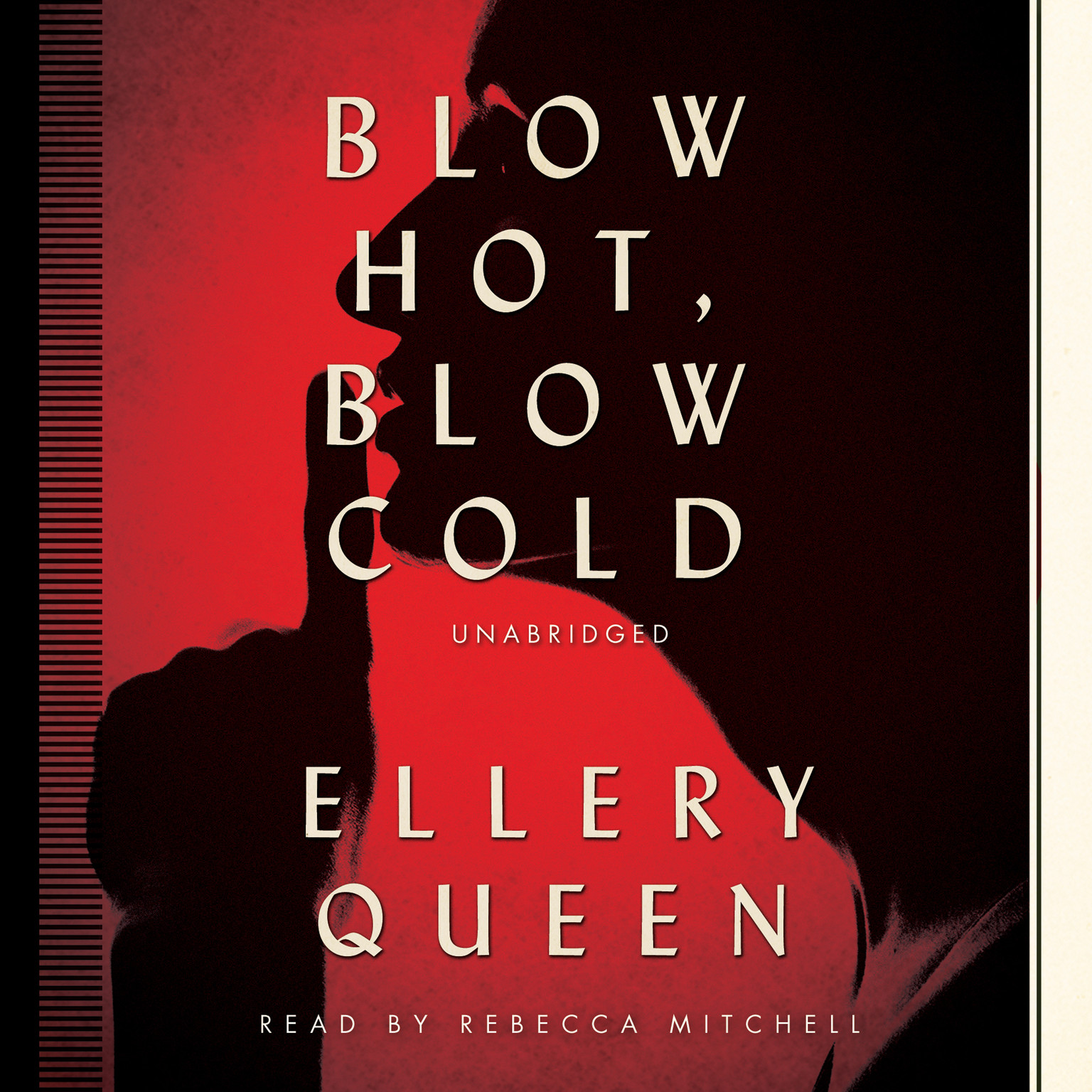 Printable Blow Hot, Blow Cold Audiobook Cover Art