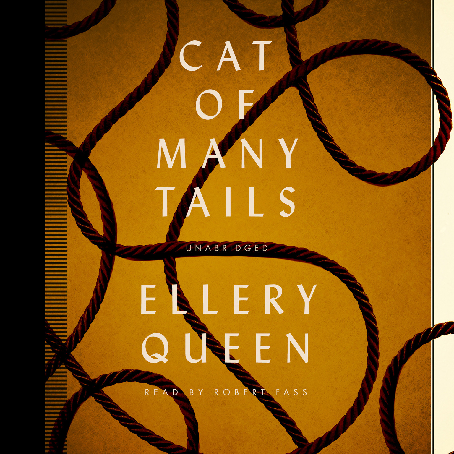 Printable Cat of Many Tails Audiobook Cover Art