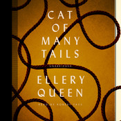 Cat of Many Tails Audiobook, by Ellery Queen