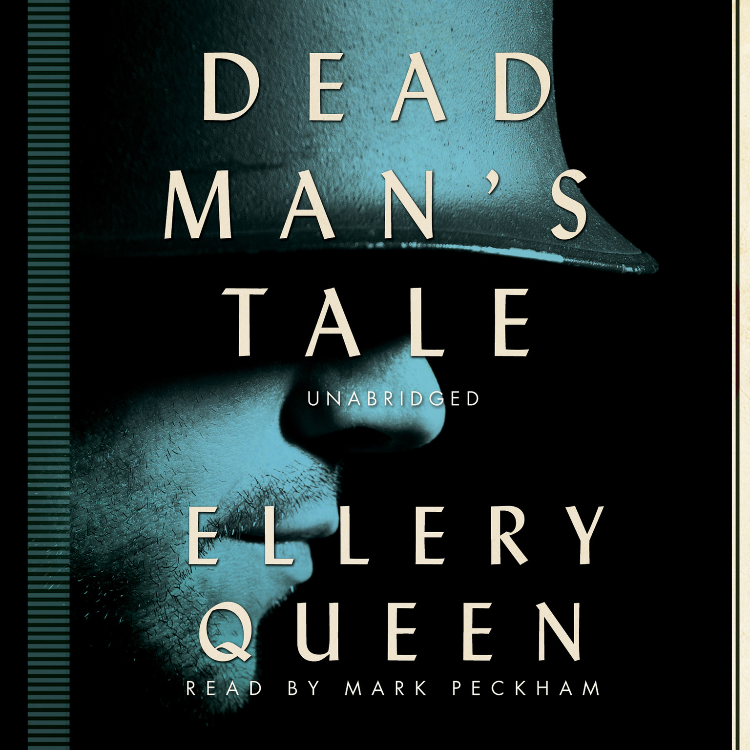 Printable Dead Man's Tale Audiobook Cover Art