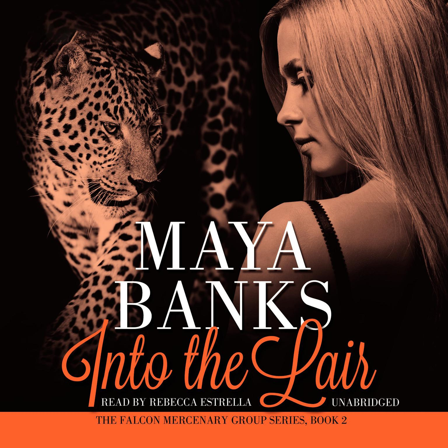 Printable Into the Lair Audiobook Cover Art