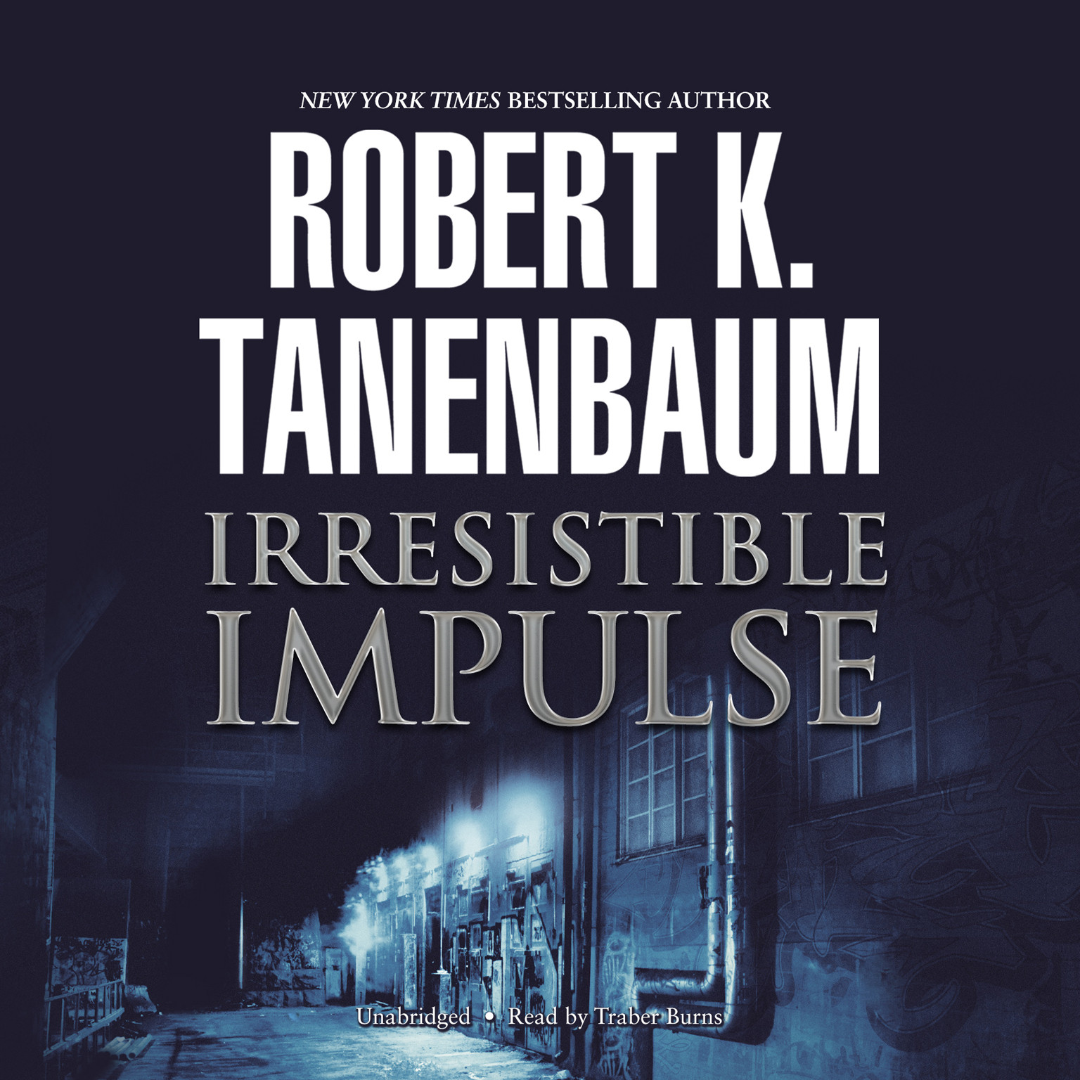 Printable Irresistible Impulse Audiobook Cover Art