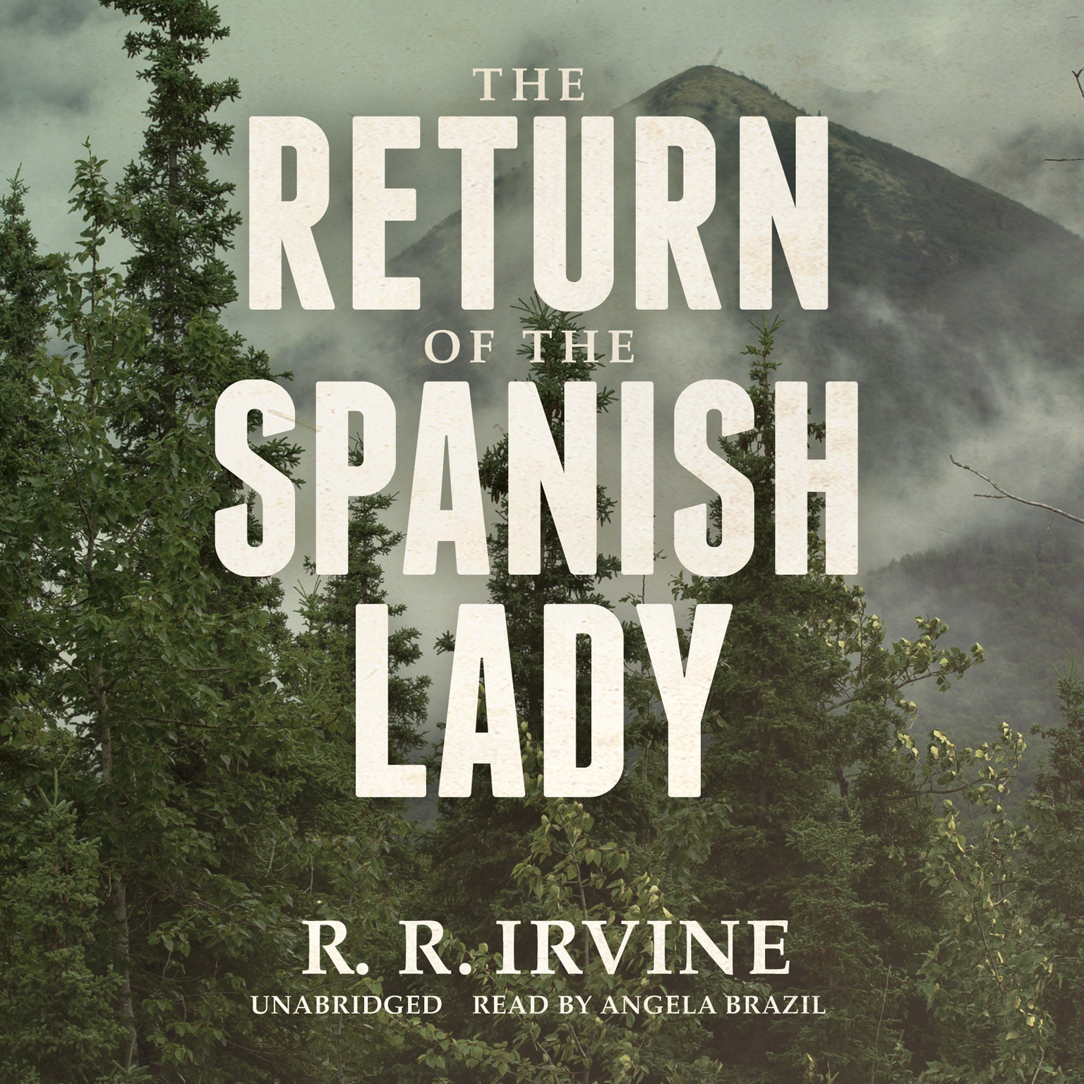 Printable The Return of the Spanish Lady Audiobook Cover Art