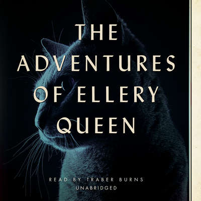 The Adventures of Ellery Queen Audiobook, by Ellery Queen