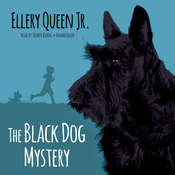 The Black Dog Mystery Audiobook, by Ellery Queen