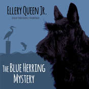The Blue Herring Mystery Audiobook, by Ellery Queen