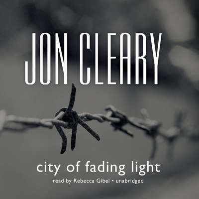 City of Fading Light Audiobook, by Jon Cleary