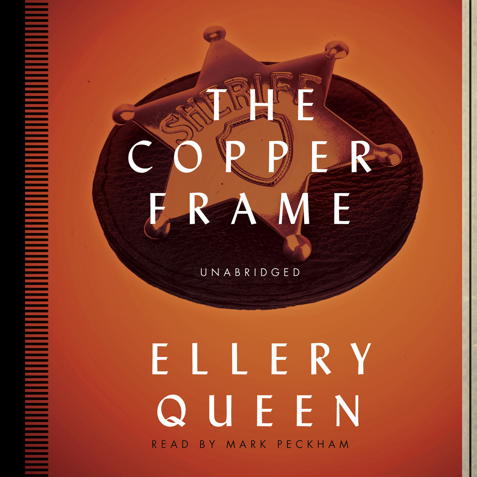 Printable The Copper Frame Audiobook Cover Art