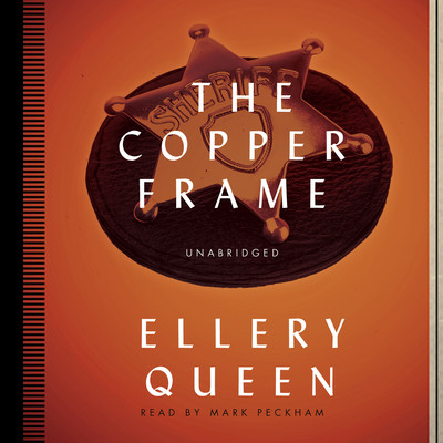 The Copper Frame Audiobook, by Ellery Queen