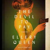 The Devil to Pay Audiobook, by Ellery Queen