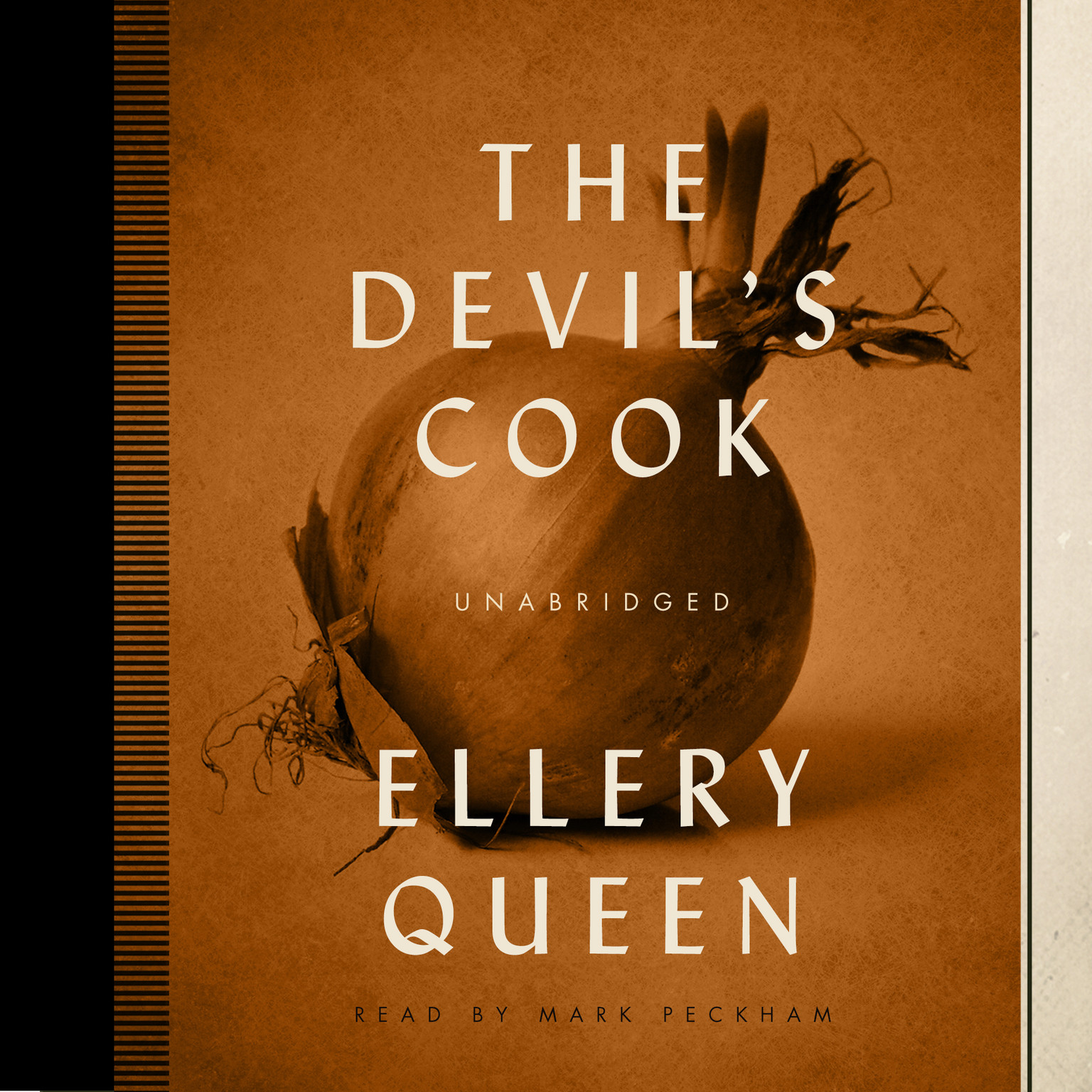 Printable The Devil's Cook Audiobook Cover Art