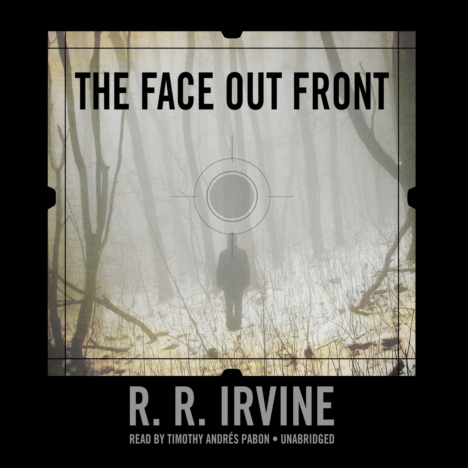 Printable The Face Out Front Audiobook Cover Art