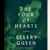 The Four of Hearts Audiobook, by Ellery Queen