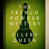The French Powder Mystery, by Ellery Queen