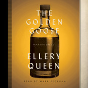 The Golden Goose Audiobook, by Ellery Queen