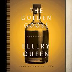 The Golden Goose Audiobook, by Ellery Queen