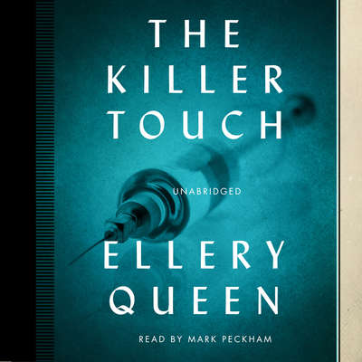 The Killer Touch Audiobook, by Ellery Queen